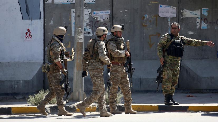 Число погибших при взрыве в афганской провинции Забул возросло до 12