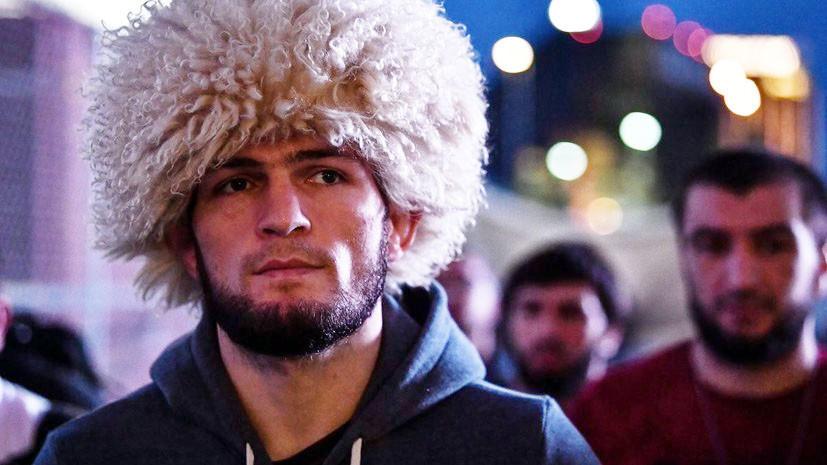 Нурмагомедов опубликовал совместное фото с Бэкхемом