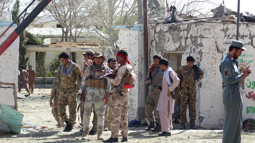 СМИ: При авиаударе в Афганистане погибли 30 человек