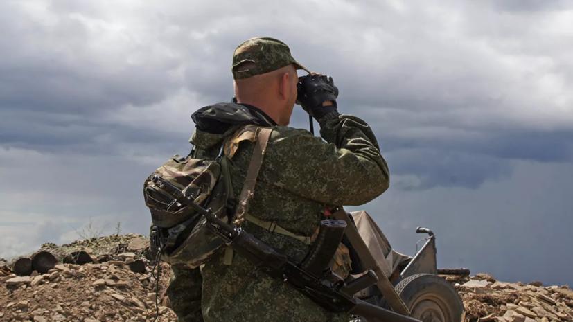 В ЛНР заявили о теракте на путепроводе в Луганске