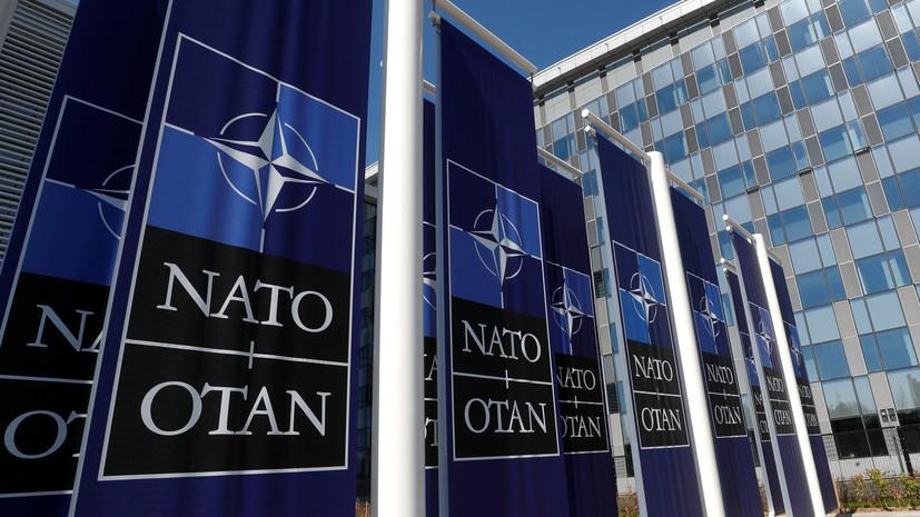 НАТО исправило статью с несуществующим «морем Азимова»