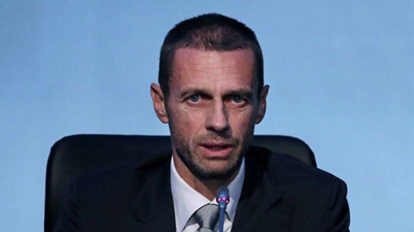 Глава УЕФА рассказал о начале нового этапа сотрудничества с Белоруссией