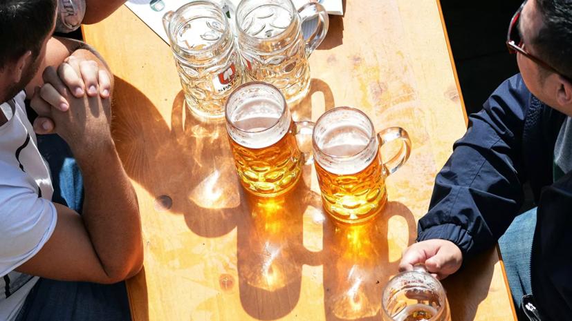 Нарколог оценил рекомендации о норме потребления алкоголя каждый день