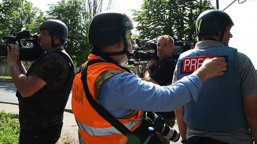 Работа в зоне военных действий: правительство утвердило постановление о выплатах компенсаций за гибель журналистов