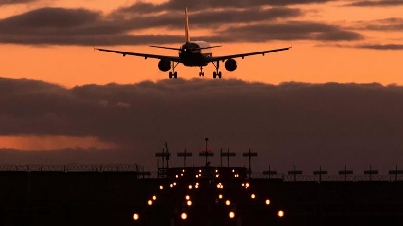Третью ВПП открыли в аэропорту Шереметьево
