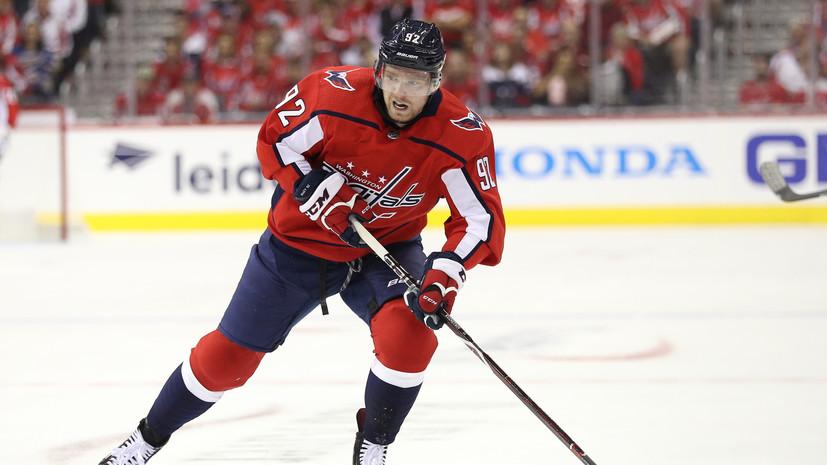 Валуев недоволен сроком дисквалификации Кузнецова в НХЛ