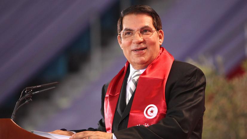 Скончался свергнутый «арабской весной» экс-президент Туниса