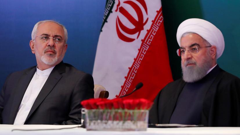 Рухани и Зариф получили визы для участия в ГА ООН в Нью-Йорке