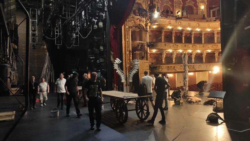Театральный фестиваль «Балтийский дом» откроется 23 сентября в Петербурге
