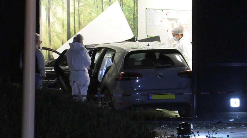 В Амстердаме убит голландский футболист