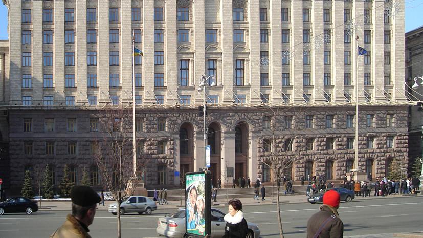 Депутата Киевсовета ударили кирпичом по голове
