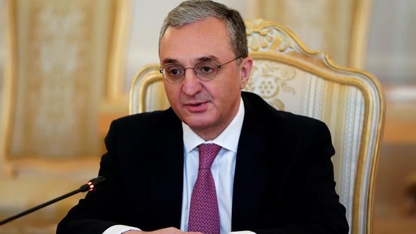 Главы МИД Армении и Азербайджана встретятся в Нью-Йорке