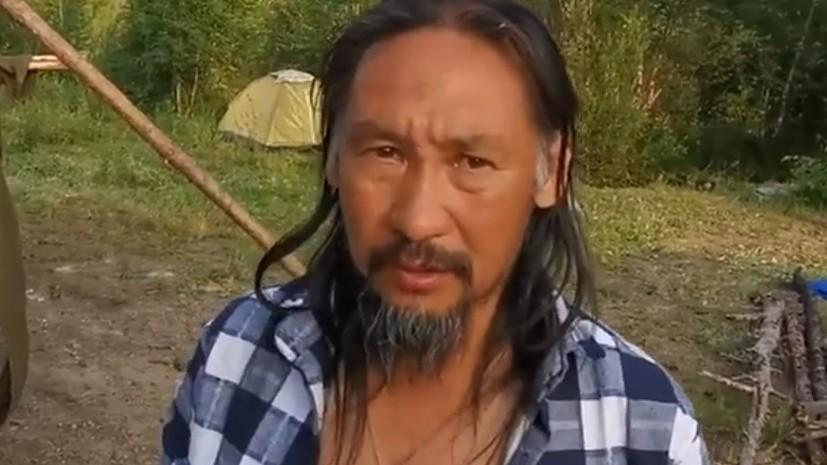 Называющий себя шаманом Габышев помещён в психбольницу в Якутске
