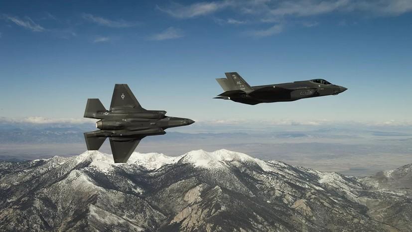 Минобороны России заявило о волнении США из-за «десакрализации F-35»