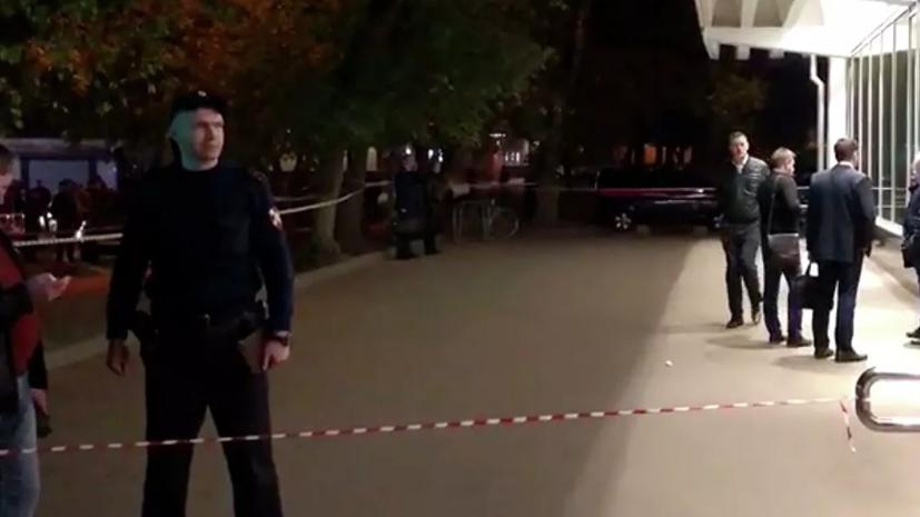 В Москве арестовали расстрелявшего коллег в метро полицейского