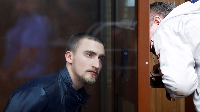 «Не намерен скрываться»: актёр Павел Устинов покинул СИЗО под подписку о невыезде