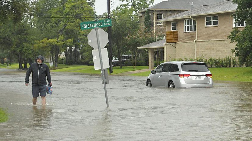 СМИ: Число жертв тропического шторма «Имельда» увеличилось до четырёх