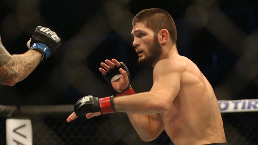 Президент UFC: бой между Нурмагомедовым и Сен-Пьером возможен