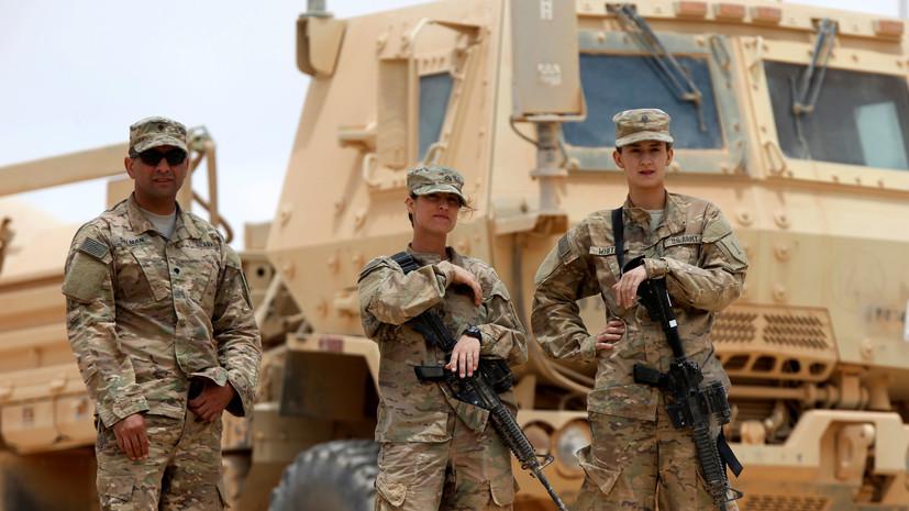 «Трамп повышает ставки»: зачем Пентагон перебрасывает дополнительный военный контингент на Ближний Восток