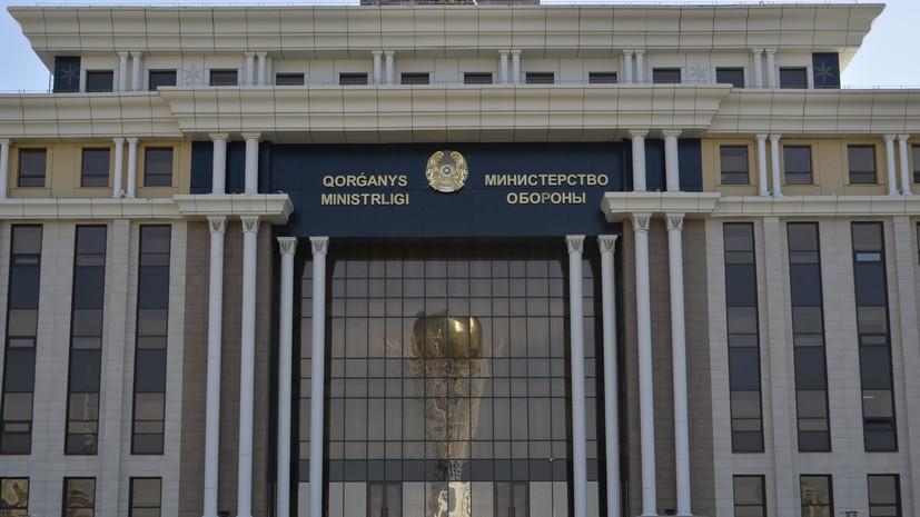 Десять военных ранены в результате взрыва на полигоне в Казахстане
