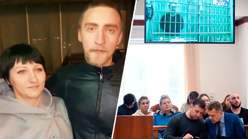«Я должна была отвоевать брата»: сестра Павла Устинова о его службе в Росгвардии, протестах и решении суда