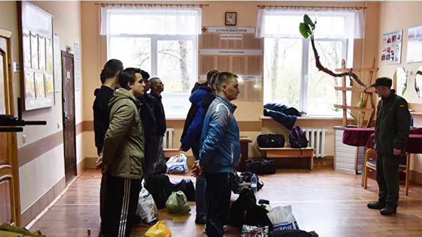 На Украине пятилетнему мальчику прислали повестку из военкомата