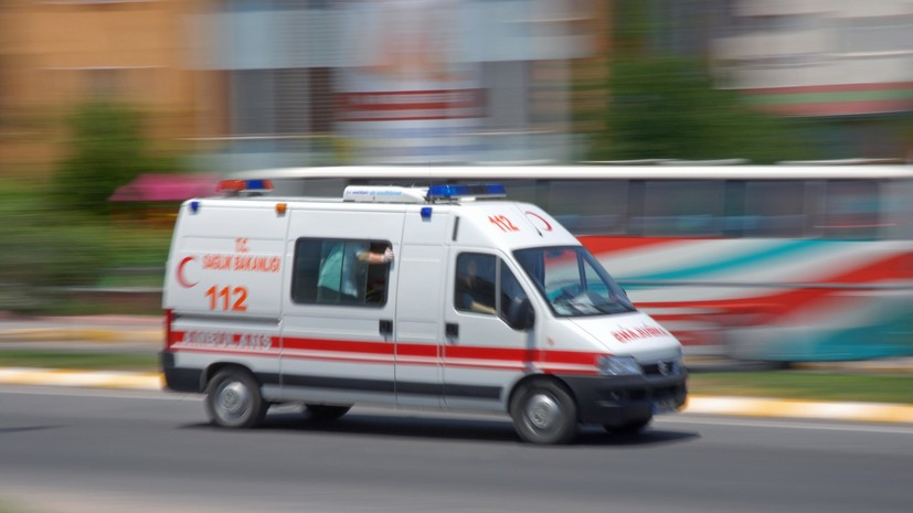 В ДТП с автобусом в Турции пострадали 15 россиян