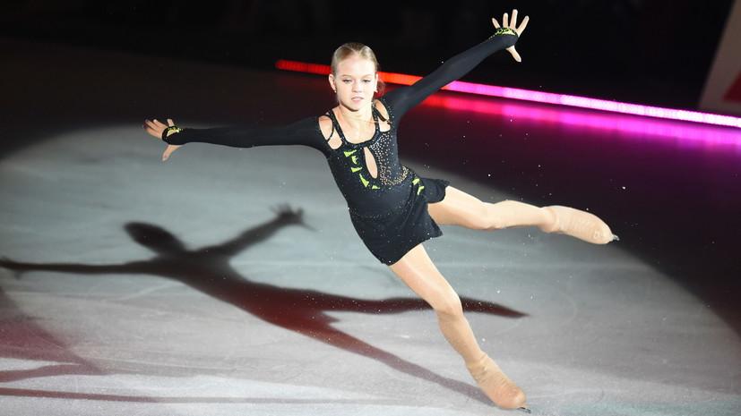 Ягудин оценил шансы Трусовой выучить новый четверной прыжок
