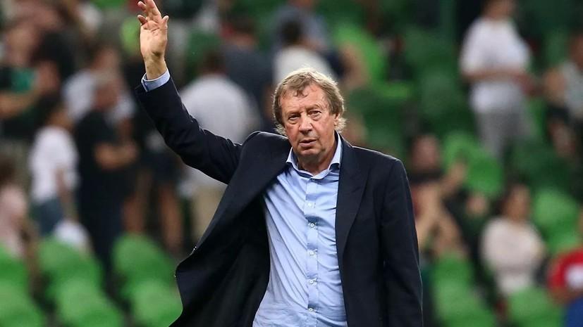 Сёмин считает, что «Локомотив» дал «Оренбургу» много свободы на флангах
