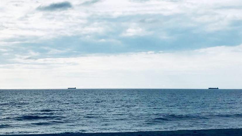 Захваченные у берегов Камеруна российские моряки освобождены