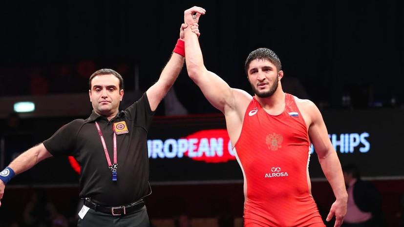 Садулаев стал четырёхкратным чемпионом мира по вольной борьбе