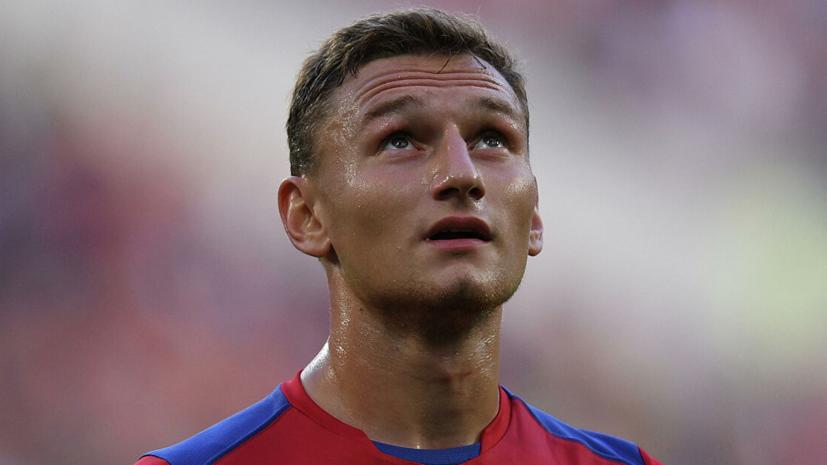 Гончаренко о разбитом носе Чалова: ничего страшного, это футбол