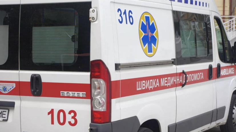 Девять человек погибли в результате ДТП на Украине