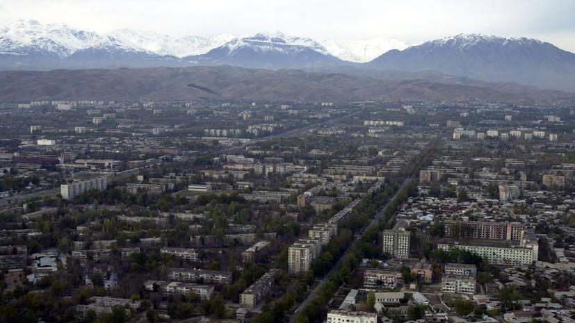 В Таджикистане рассказали о подозреваемом в атаке на военных из России