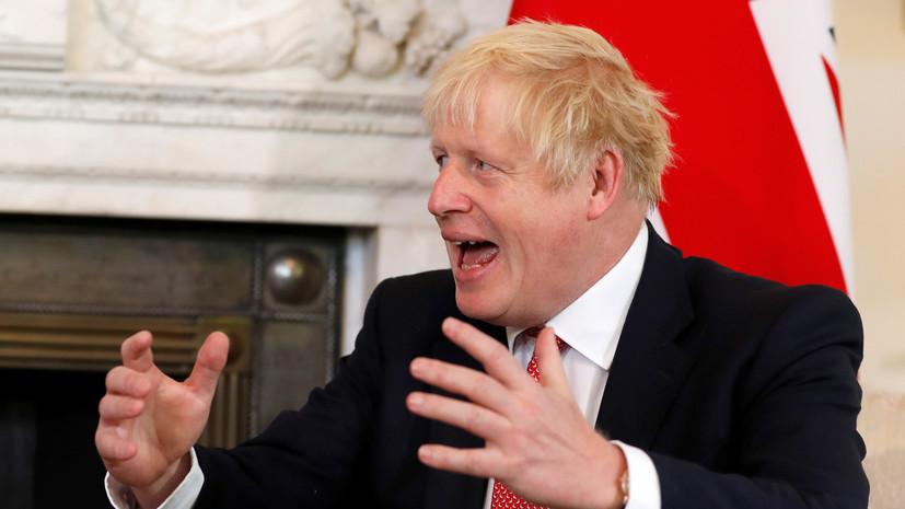 Джонсон заявил о причастности Ирана к атакам на НПЗ Саудовской Аравии