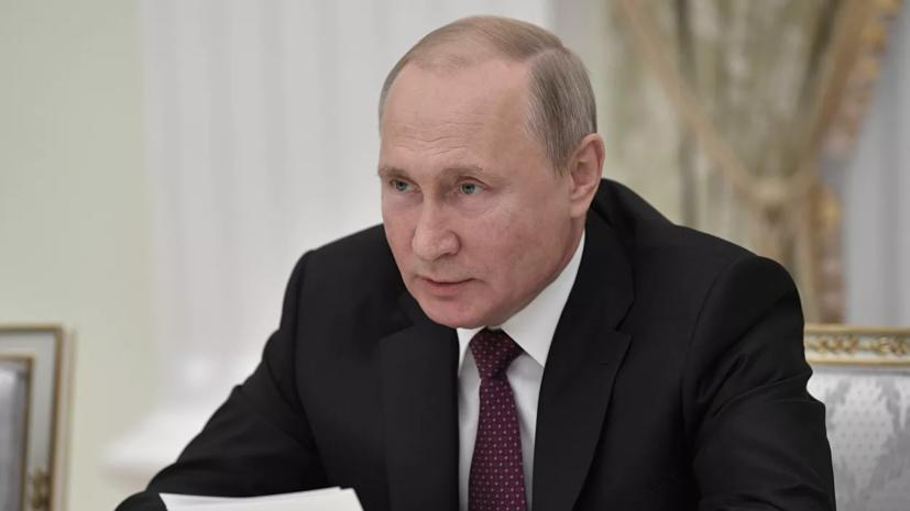 Путин рассказал о последствиях попыток вмешательства в дела стран