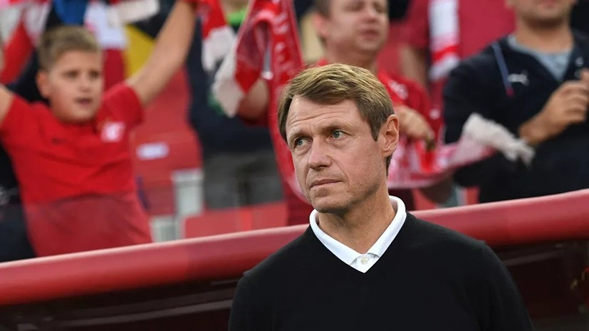 Эксперт не уверен, что отставка Кононова поможет изменить ситуацию в «Спартаке»