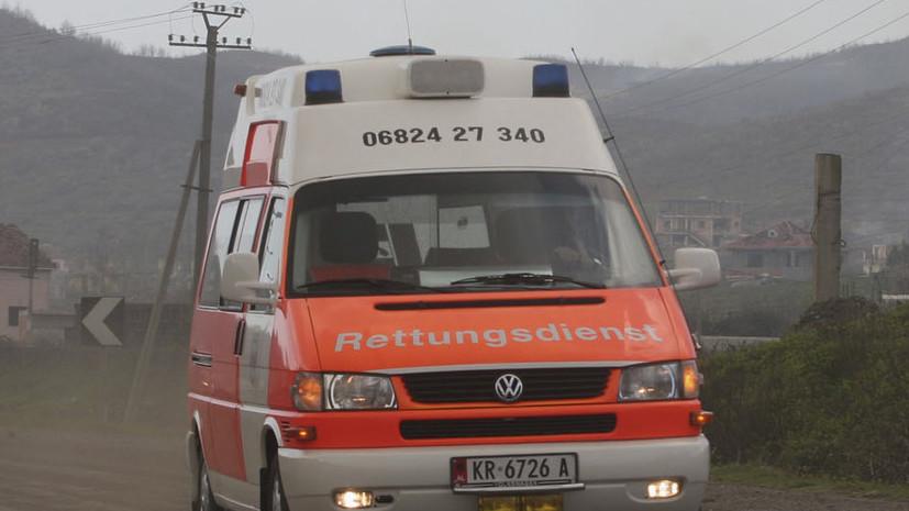 Число пострадавших при землетрясении в Албании возросло до 132