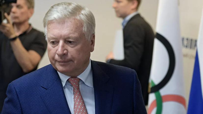 Почётный президент ОКР высказался о ситуации вокруг РУСАДА
