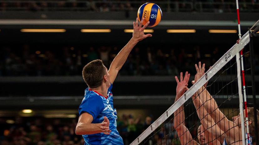 Сложенные полномочия: сборная России по волейболу проиграла Словении в четвертьфинале ЧЕ