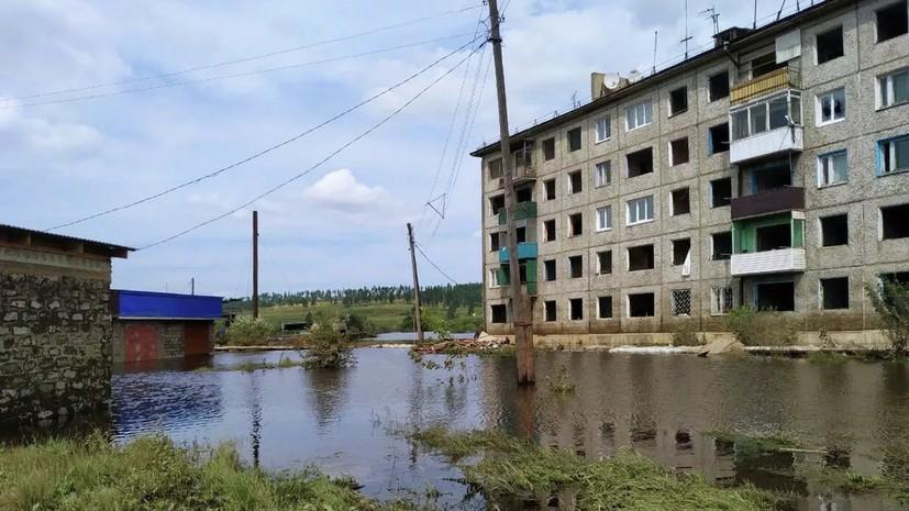 Около 4,5 тысячи пострадавших от паводков в Иркутской области получили помощь по решению судов