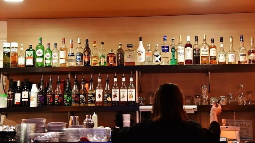 Госдума одобрила запрет продажи алкоголя в кафе в жилых домах