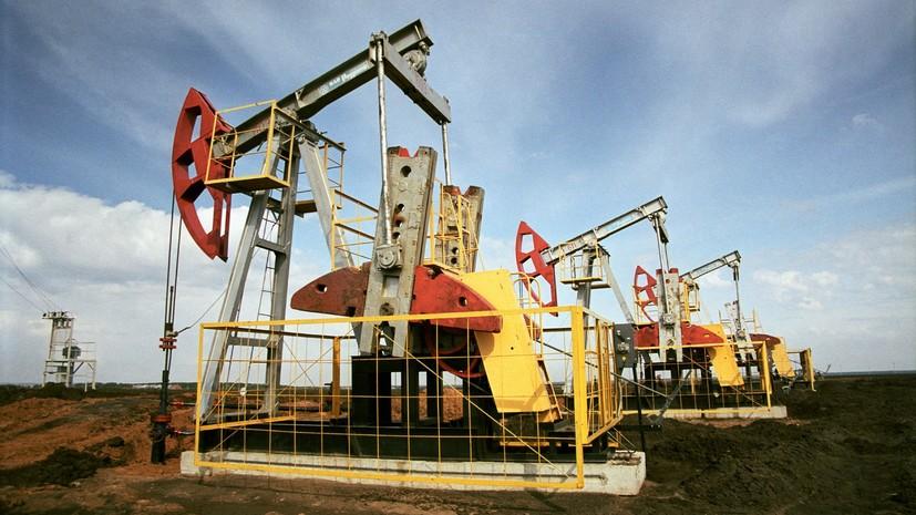 Минэнерго оценило запасы нефти и газа в России