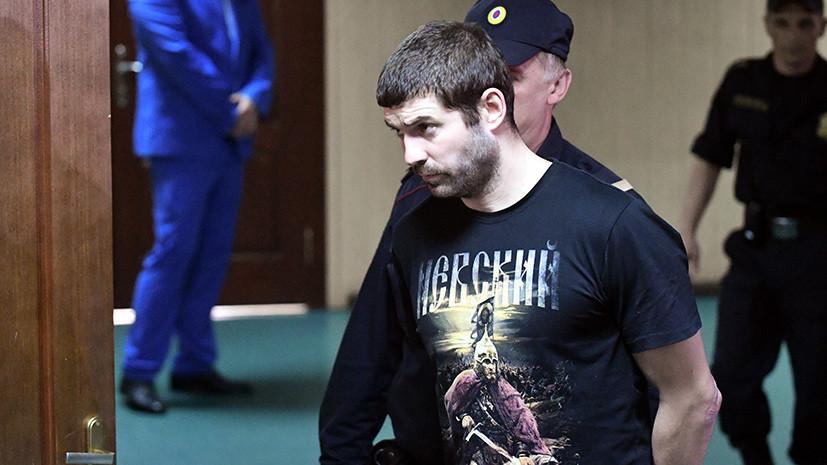 До 1 октября: суд перенёс слушание об УДО фигуранта дела Кокорина и Мамаева