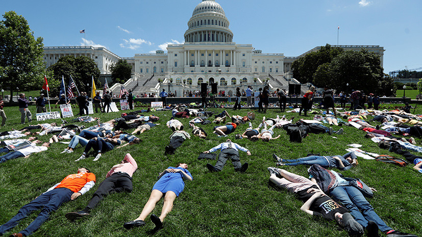 Бессонница, гнев и утомляемость: как политика влияет на психическое здоровье американцев