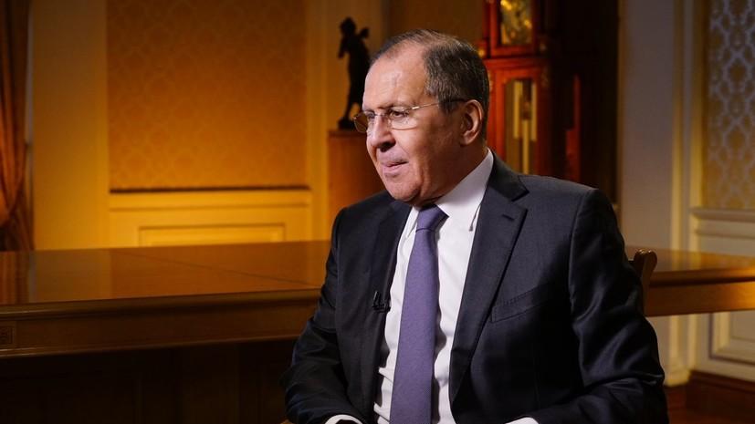 Лавров назвал неприятным эпизодом отказ Минска разместить военную базу