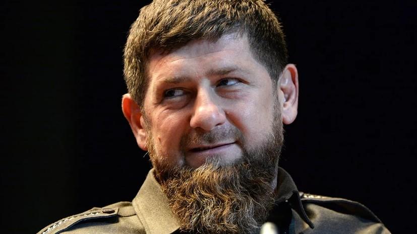 В Минздраве Чечни сообщили о состоянии здоровья Кадырова