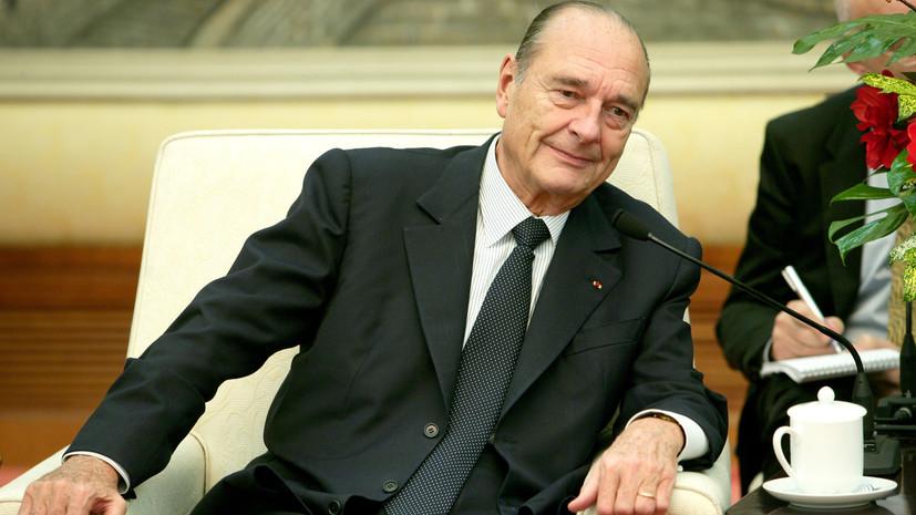 Депутат Европарламента от Франции рассказал о Шираке