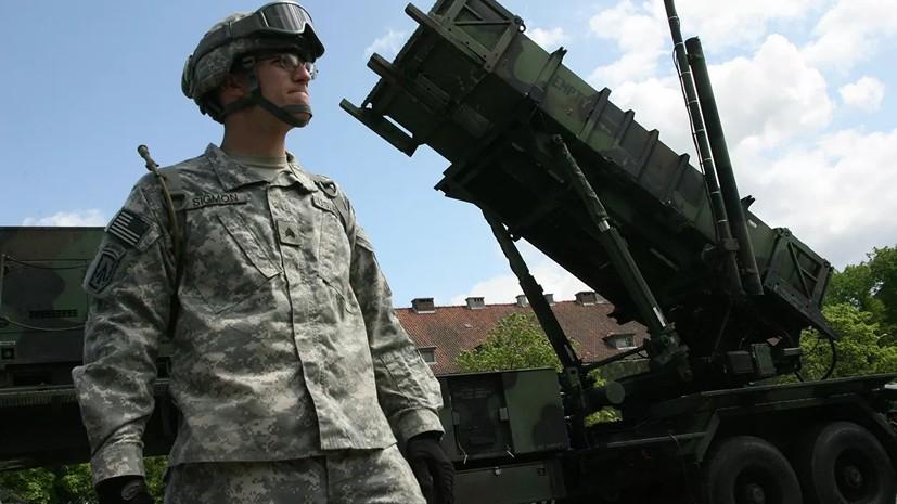 США разместят в Саудовской Аравии батарею ЗРК Patriot