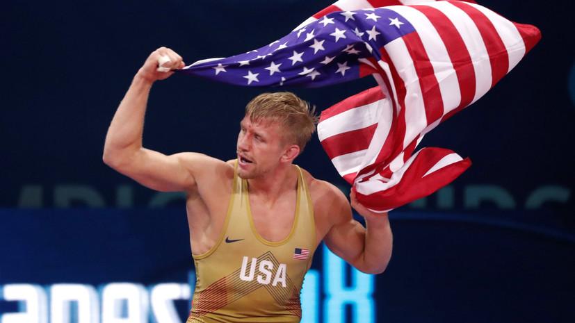 Чемпион мира по борьбе Дейк бросил вызов Нурмагомедову